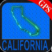 California nautical chart HD: marine & lake gps waypoint, route and track for boating cruising fishing yachting sailing diving