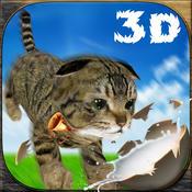 Crazy Cat Pet Simulator 3D