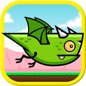 Flappy Tori - A Flying Dragon Adventure dragon