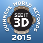 GUINNESS WORLD RECORDS 2015 - Augmented Reality