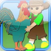 Save The Farm Animals - Country Farm Domestic & Farm Animals Game farm ville