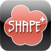 Shape+ Shape photo collage for Instagram fighter shape
