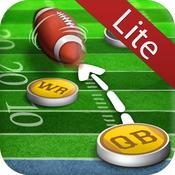 TacticalPad Football Lite football