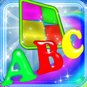 123 Learn ABC Magical Kingdom - Alphabet Letters Learning Experience Memory Match Flash Cards Game