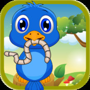 Early Baby Bird Rescue FREE - Feed Me with Worm Challenge early bird