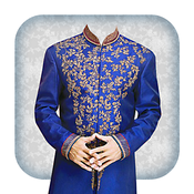 Sherwani Man Photo Montage Pro