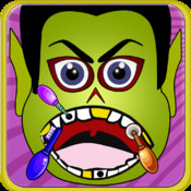 Crazy Zombie Dentist Office - Baby Care Doctor
