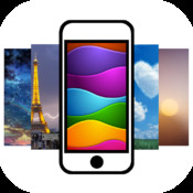 "Dynamic Wallpapers ""for iOS 7"""