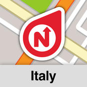 NLife Italy - Offline GPS Navigation, Traffic & Maps