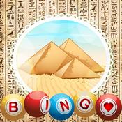 Egypt Bingo Boom - Free to Play Egyptian Bingo Battle and Win Big Pharaoh`s Bingo Blitz Bonus!