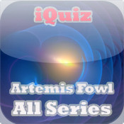 iQuiz for Artemis Fowl ( series books trivia )