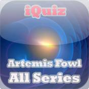 iQuiz for Artemis Fowl ( series books trivia )