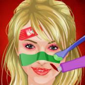 Real Celebrity MakeOver Salon & Dressup & hair salon-free Kids Games free salon design software