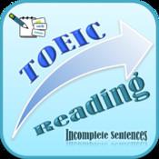 TOEIC Reading Test (Incomplete Sentences)