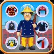 Fun Policeman / Fireman Dressing up PRO game - KIDS SAFE APP NO ADVERTS