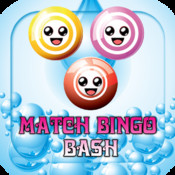 Match Bingo Bash Lite -An addictive Match 3 Game With Tap match & pop the Bingo !
