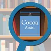 Cocoa Assist - iOS Control/Library Finder cocoa touch static library