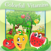 Funny Stories - Colorful Vitamins