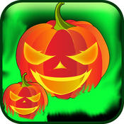 Escape from Scary killer Pumpkins - A super scary game for adults