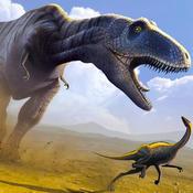 Dinosaur Sniper Crossing: Carnivores Hunting Pro