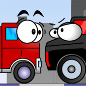 Cars Duty Cartoon