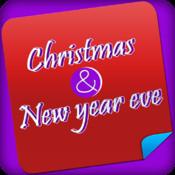 Christmas & New Year animated turkey wallpaper