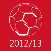 English Football 2012-2013 - Mobile Match Centre
