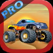Monster Car Running Pro