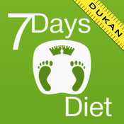 Express Dukan - Lose Weight in 7 Days!