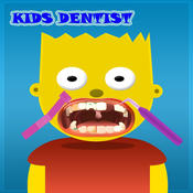 Kids Dentist Game The Simpsons Edition burn simpsons movie for free