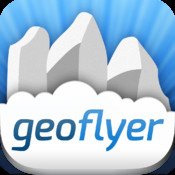 US National Parks GeoFlyer 3D Maps – For hiking, bike and outdoor adventures