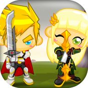Warrior Action World - Brave Obstacle Running Fighter