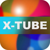 xTube - Playlist Manager for YouTube Pro music with mickey