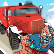 Asphalt Traffic High-way Car and Truck Race-r Game: Reck-less Zombie Kill-ing Machine Edition FREE high traffic flooring
