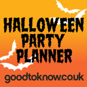 GTK Halloween Recipes & Party Planner party planner organizer