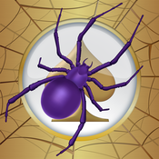 Spider Solitaire by Solebon