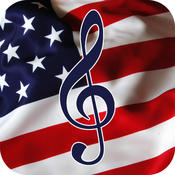 USAnthem - US national anthem, anthem of the United States of America The Star-Spangled Banner: words, song, music, lyrics.