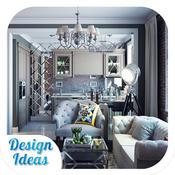 Interior Design Ideas & Studio Apartment Decorated for iPad