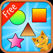 QCat - Toddler Shape Games (Free)