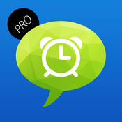 Reminder Message Pro ( program message to your favorite contacts ) message