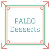 Paleo Desserts Recipes + bonus diet cookies, breads, flour, pasta, drinks and smoothies.