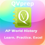 QVprep AP World History : Learn Test Review for AP advanced placement World History for SAT Subject test, for College History majors, Schools, Colleges and exam preparation history of performance art