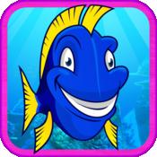 Super Dupa Blue Fish Scuba Run