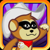 Cowboy Monkey Rangers : My Horse Race Across the Border With Lone Star Heroes