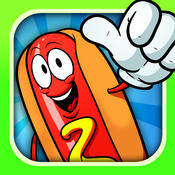 ` Happy Hot Dog Fly Racing Flappy Touch Free-play Fun Games