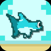 Clumsy Hammerhead Shark - Endless Flapping Game