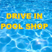 DriveinPoolShop insane overkill pool