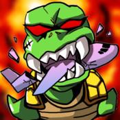Angry Turtle hero
