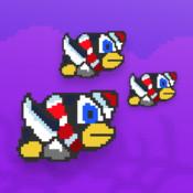 Floppy Penguin Birdie