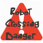 Robot Crossing Danger